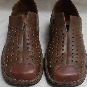 Josef Seibel Men's Brown Shoes Size 8